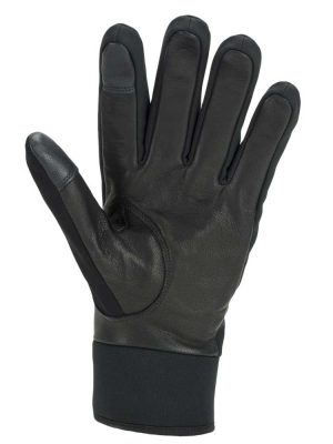 SEALSKINZ Gloves - Waterproof All Weather Insulated - Black