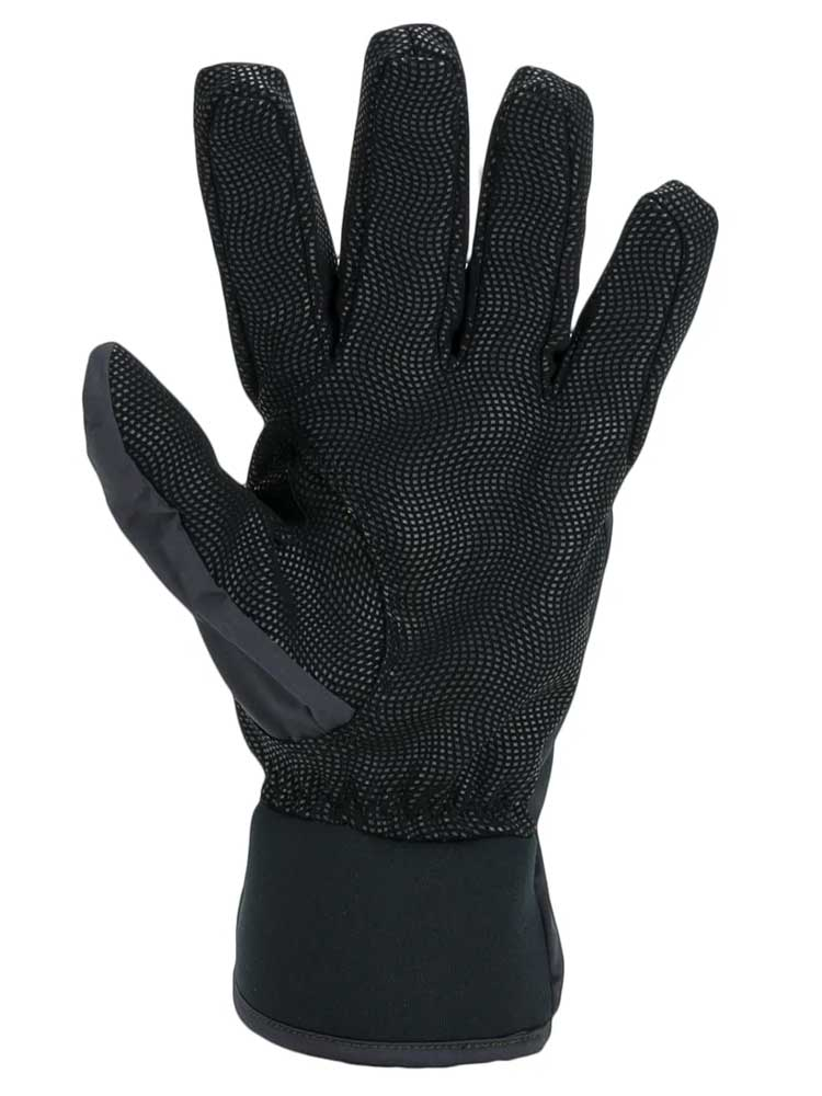 SEALSKINZ Gloves - Waterproof All Weather Lightweight - Black