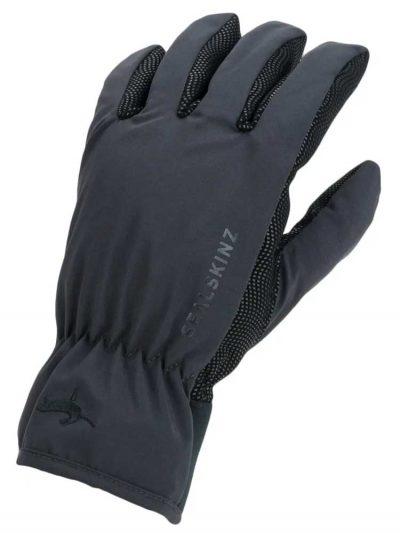 SEALSKINZ Gloves - Waterproof All Weather Lightweight - Black