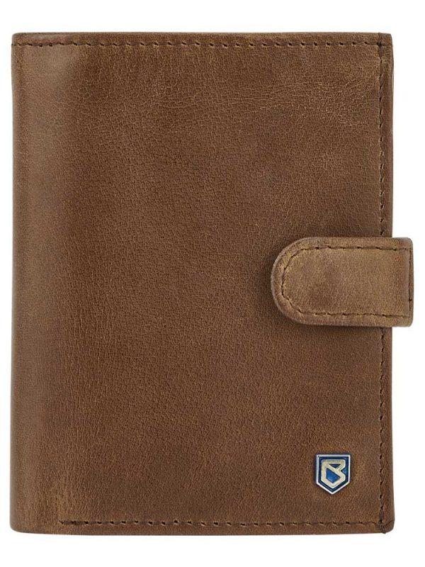 DUBARRY Wallet - Mens Thurles Leather - Chestnut