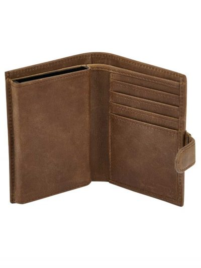 DUBARRY Wallet - Mens Thurles Leather - Chestnut