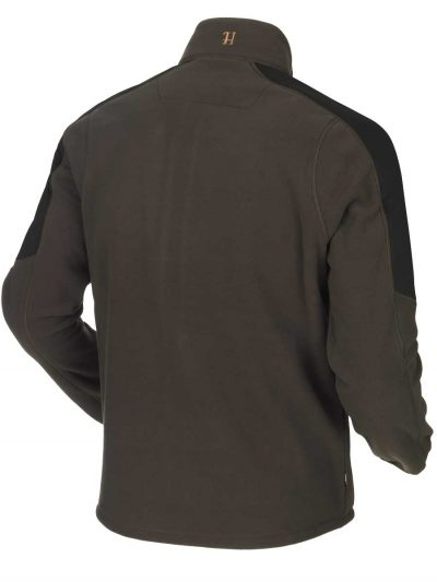 HARKILA Jacket - Mens Venjan Fleece - Shadow Brown
