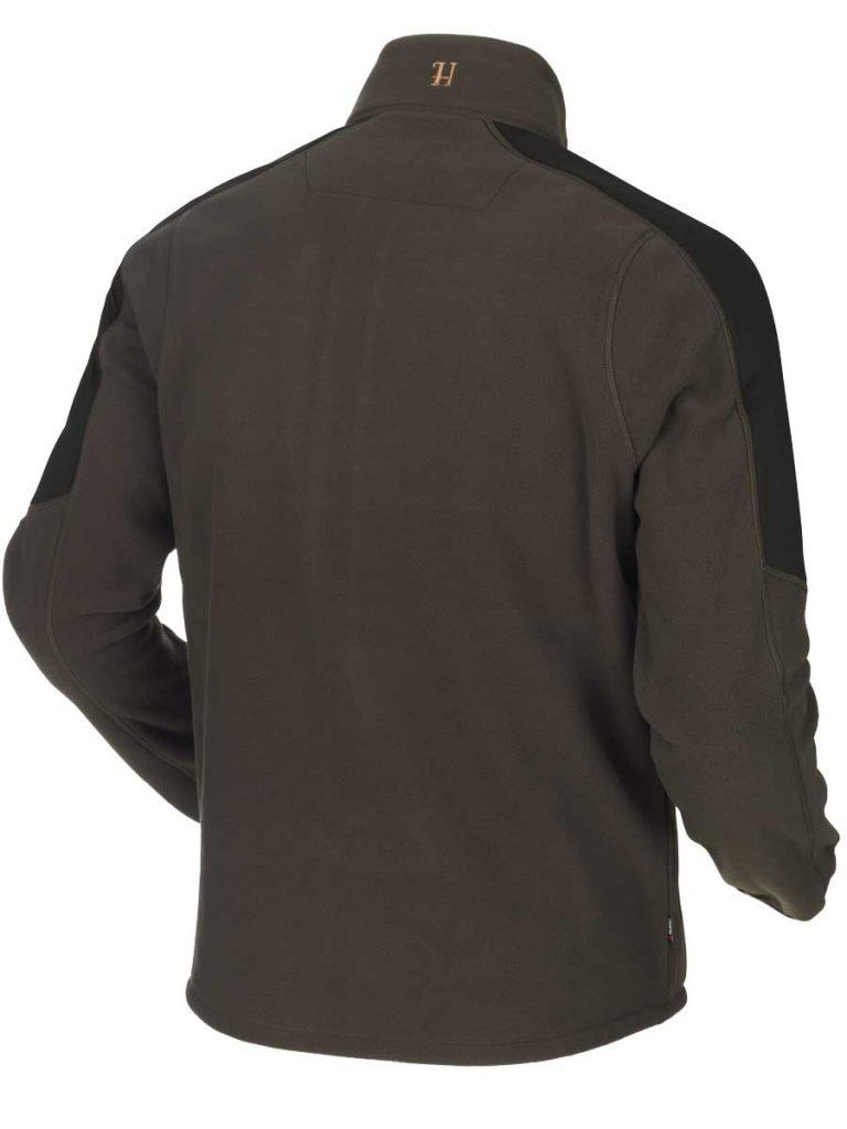 HARKILA Jacket - Mens Venjan Fleece - Shadow Brown