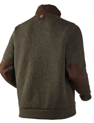 HARKILA Knitwear - Mens Rodmar Pullover - Willow Green