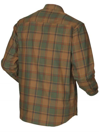 HARKILA Shirts - Mens Metso Active - Spice Check