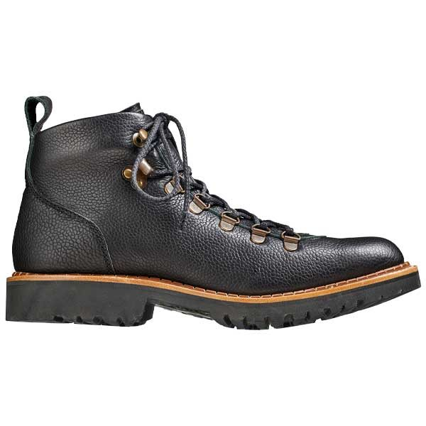 BARKER Julie Boots - Ladies Hiking - Black Grain
