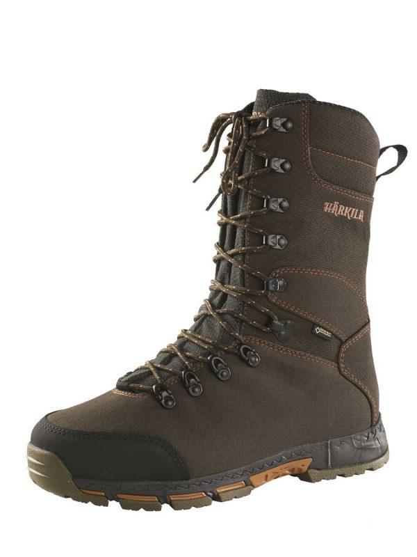 "HARKILA Boots - Dog Keeper Light GTX 10"" - Dark Brown"