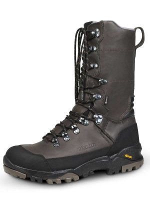 "HARKILA Boots - Driven Hunt GTX 12"" - Dark Brown"