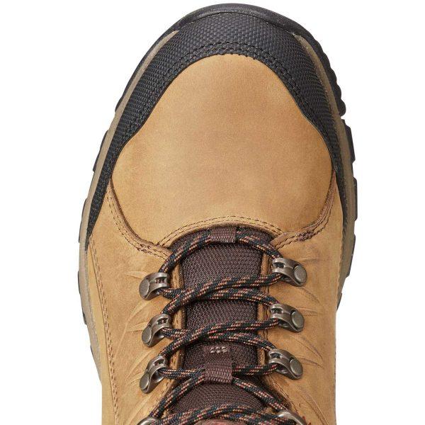 ARIAT Boots - Mens Skyline Mid Waterproof - Distressed Brown